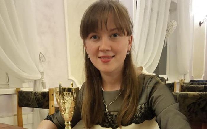 Ольга Концевич – бронзова призерка чемпіонату Європи з шашок-100