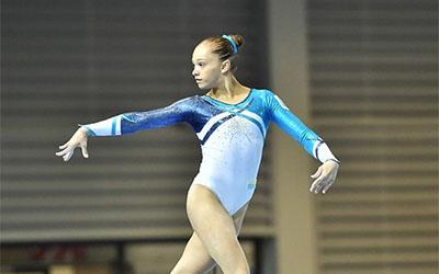 Анастасія Бачинська кваліфікувалась до багатоборства на Олімпійському фестивалі