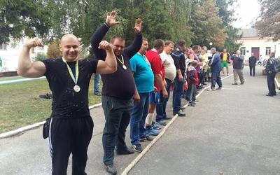 Хто на Тернопільщині найсильніший у перетягуванні линви?