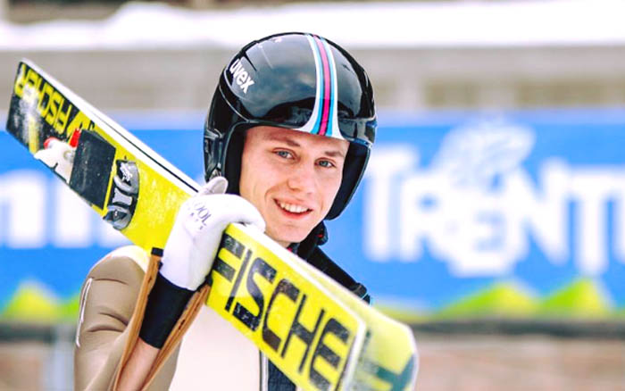 Кременчанин Дмитро Мазурчук - 21-й на Континентальному Кубку з лижного двоборства