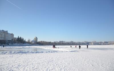 Тернопільський став готується прийняти хокеїстів зі всієї України (ФОТО, ВІДЕО)