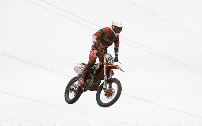 У Бучачі відбувся ІІ етап Чемпіонату України з мотокросу