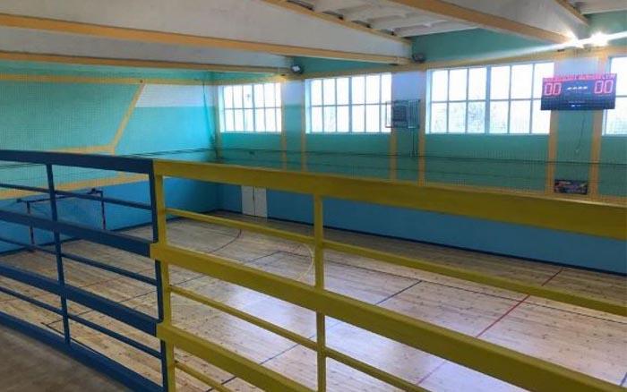 На Тернопільщині запрацює спортивна школа, яку реконструювали 2 роки