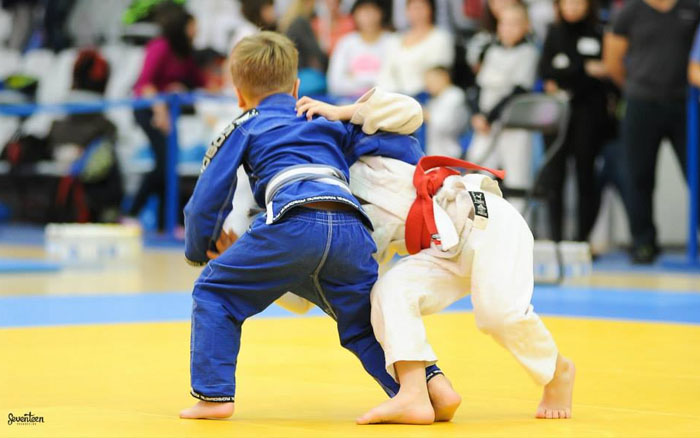 У Тернополі провели відкритий чемпіонат з Джиу-джитсу серед дітей