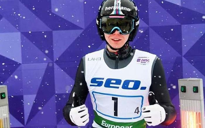 Дмитро Мазурчук потрапив у топ-10 Континентального Кубка з лижного двоборства у Фінляндії