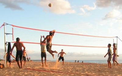 Традиційний турнір з пляжного волейболу відбувся в Гусятині