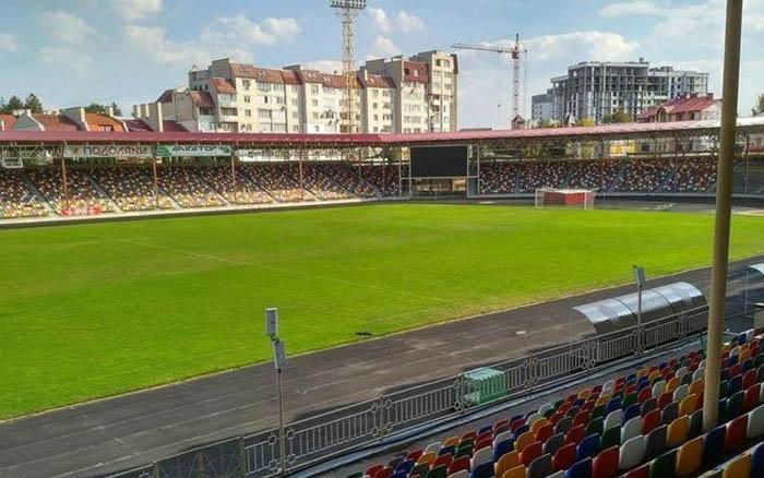 У Тернополі повідомили, скільки було витрачено коштів на стадіон