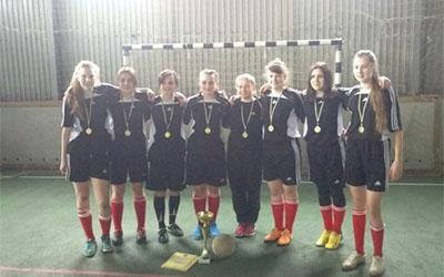Чемпіонат області з футзалу серед дівчат виграли кременчанки