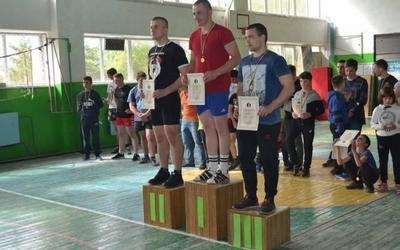 У Збаражі відбувся турнір з гирьового спорту пам'яті Патріарха Йосипа Сліпого