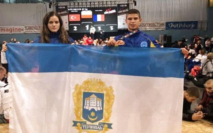 Тернополянин став призером чемпіонату Європи з кікбоксингу