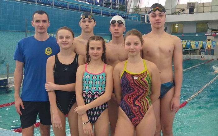 Шестеро тернопільських спортсменів поїхали на чемпіонат України з плавання