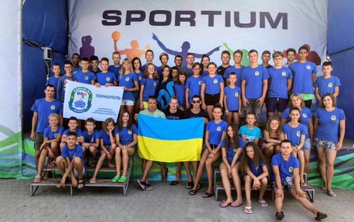 Тернопільські спортсмени проведуть тренувальний збір поблизу моря в Очакові