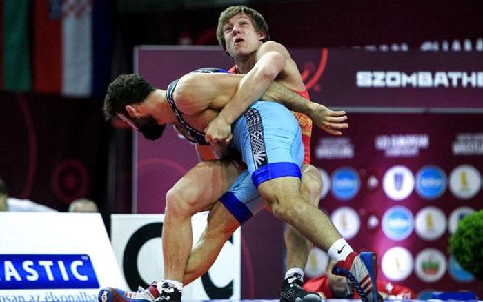 На чемпіонаті світу з греко-римської боротьби вболіваємо за тернополянина Андрія Антонюка