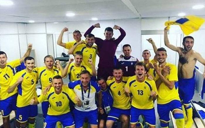 Тернополянин переміг на Міжнародному турнірі з паралімпійського футболу