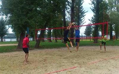 В рамках проведення Ternopil Sport Fest-2017 відбувся ІV турнір з пляжного волейболу