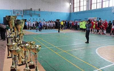 У Кременці стартував 24-й  традиційний міжнародний турнір з футзалу серед ветеранів