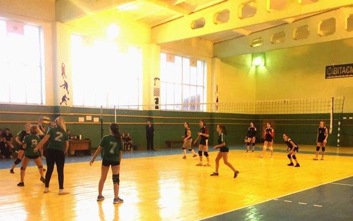 Відбулась відкрита першість Теребовлянської ОТГ з волейболу серед дівчат