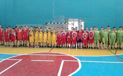 У Тернополі провели відкритий турнір з баскетболу