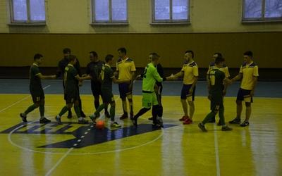 Нива завершила перший етап футзальної ліги перемогою над Поділлям