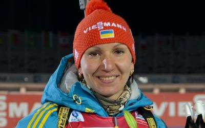 Олена Підгрушна не вийшла на старт спринту на етапі Кубка світу в Пхенчхані через проблеми зі здоров'ям