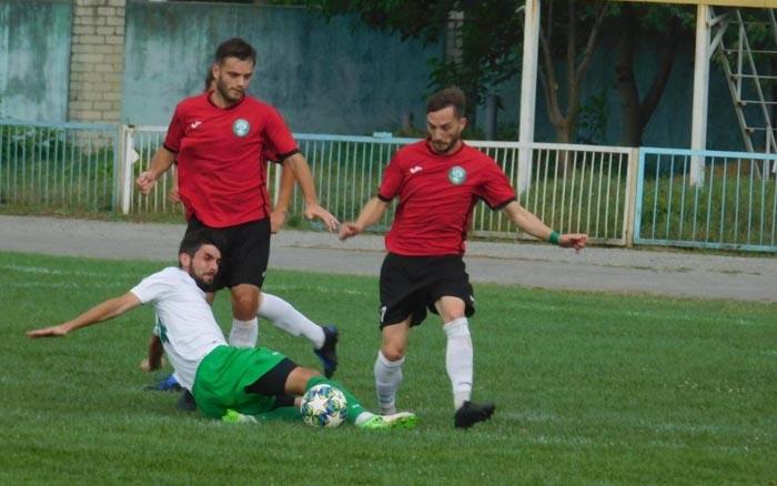 """Теребовлянська """"Нива"""" – перший фіналіст кубка області"""