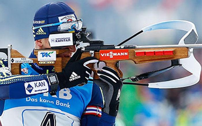 Дмитро Підручний фінішував 25-м у спринті на чемпіонаті світу з літнього біатлону