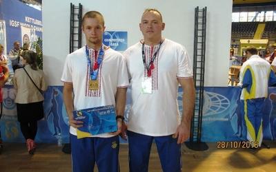 Учень Збаразької РК ДЮСШ — чемпіон світу