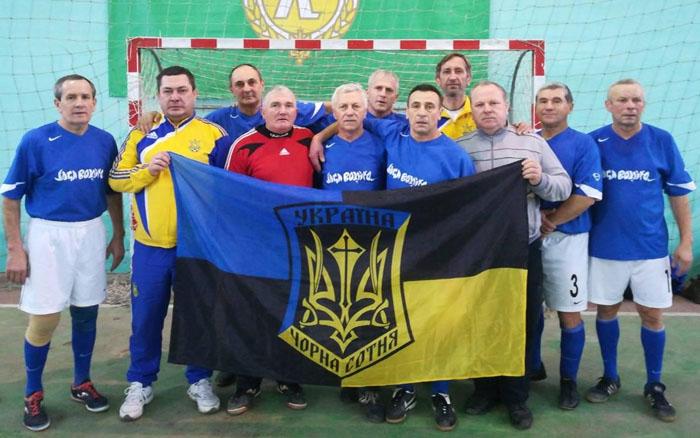 Ветеранські команди запрошуються на свій чемпіонат