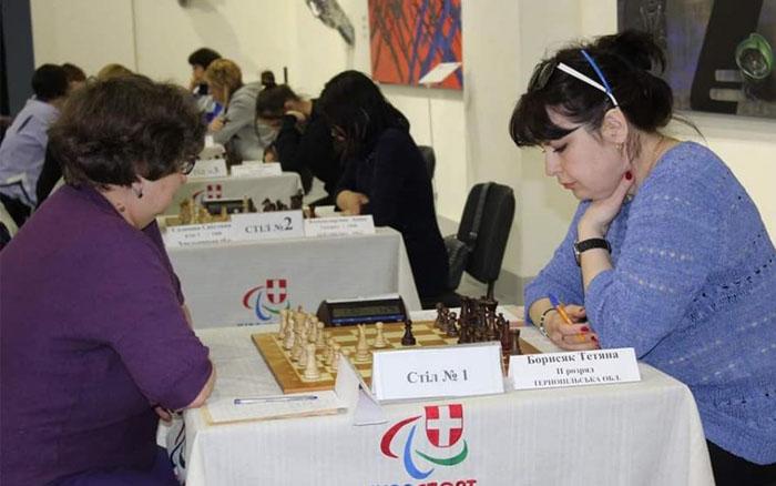 Спортсмени з Тернопілля добре зіграли в шахи у Луцьку