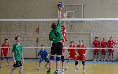 У Тернополі відбувся волейбольний чемпіонат області серед юнаків (+ ФОТО)