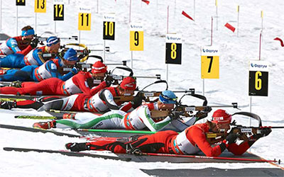 Сьогодні тернополяни стартують на першому етапі кубка IBU