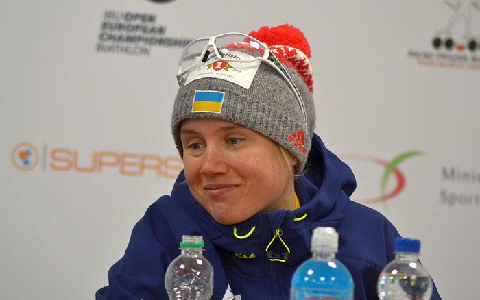 """Анастасія Меркушина: """"Біглося непросто, траса дуже важка"""""""