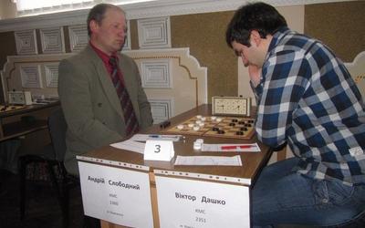 У Бережанах відбувся всеукраїнський турнір з шашок-64