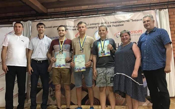 Тернопільський спортсмен здобув перемогу на чемпіонаті України з шашок