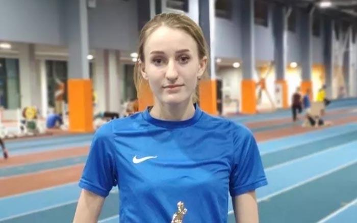 Тернопільська легкоатлетка виконала норматив Майстра спорту