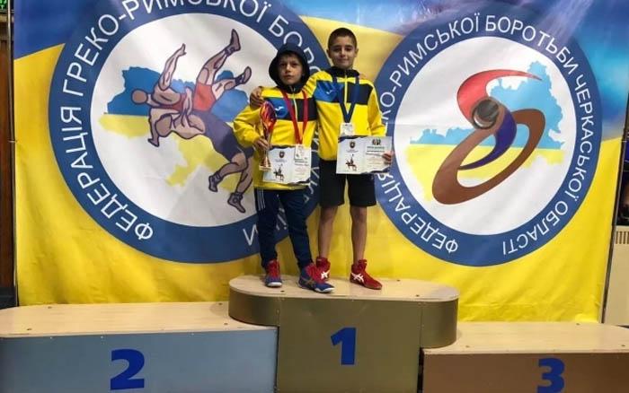 Юні тернополяни стали призерами Всеукраїнського турніру з боротьби