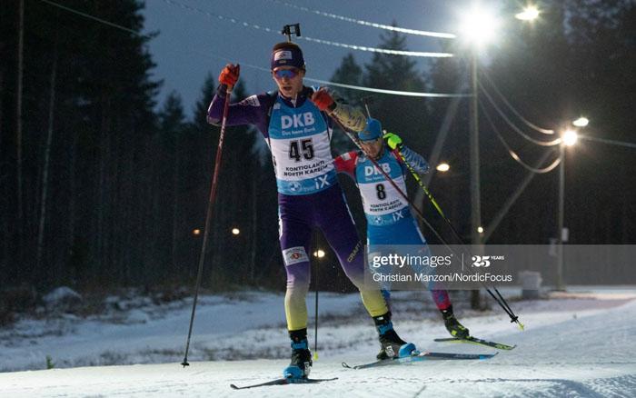 Дмитро Підручний провалив спринт у німецькому Обергофі