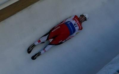 Виступи на Олімпіаді серед тернопільських спортcменів відкриває саночник з Кременця Андрій Мандзій