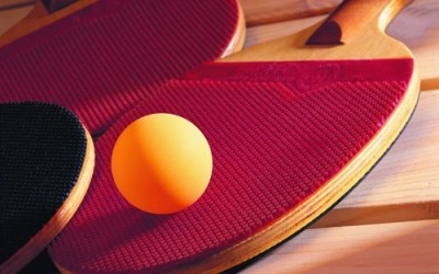 Студенти коледжів розпочали змагання з настільного тенісу