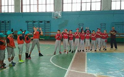 Вихованці інтернату з Тернопільщини посіли перше місце на Чемпіонаті України