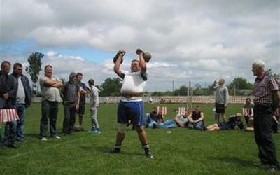 Майже двісті учасників змагалися у шести видах спорту у Підгайцях