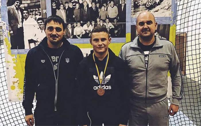 Тернопільщина посіла останнє місце на чемпіонаті України з греко-римської боротьби