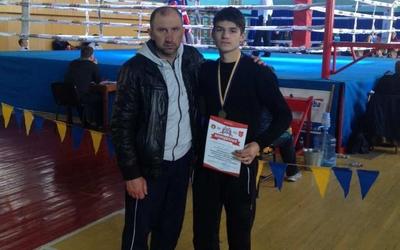 Тернополянин став третім на майстрівському турнірі з боксу