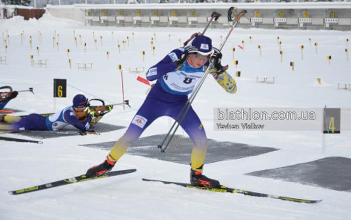Віталій Мандзин провів індивідуальну гонку на ІІІ зимових Юнацьких Олімпійських іграх в Лозанні