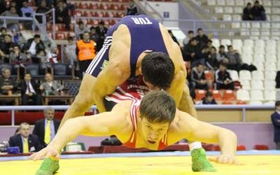 Віталій Ліщинський — чемпіон України з греко-римської боротьби