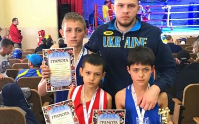 У боксерів з Тернополя – повний комплект нагород