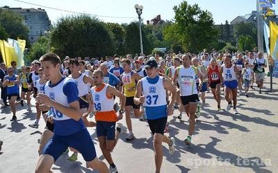 Завтра у Тернополі зберуться найпалкіші любителі бігу