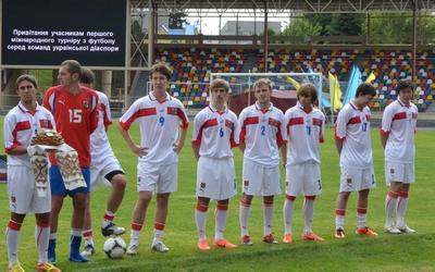 У Тернополі проходить міжнародний турнір з футболу серед діаспор (+ ФОТО)