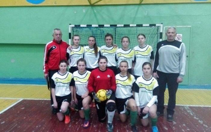 Тернопільські дівчата вийшли до фіналу чемпіонату України