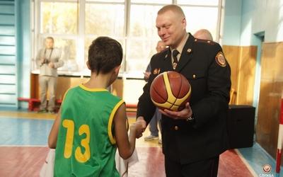 У Тернополі відбувся турнір з баскетболу на кубок героя пожежної охорони Романа Гралюка